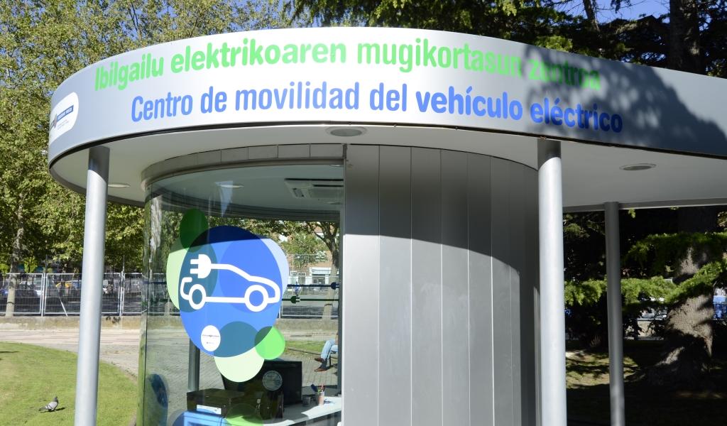 Centro de movilidad del vehículo eléctrico en Vitoria